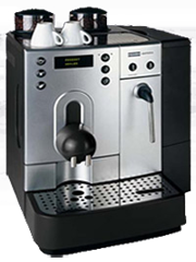 מכונת קפה למשרד Franke Saphira